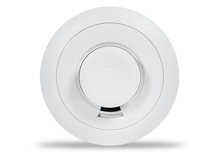 A&B Security - Smoke Detector
