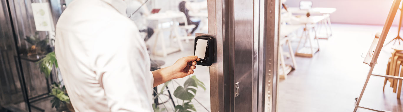 A&B Security - Commercial Property Keyless Locks