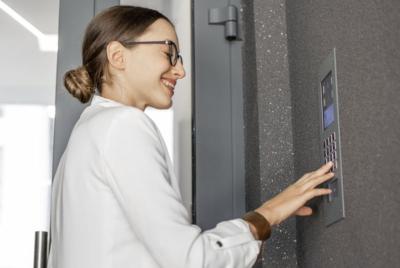 A&B Security - Keypad Keyless Lock