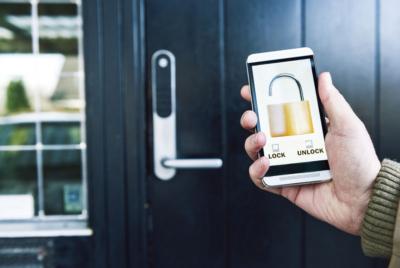 A&B Security - Remote Keyless Lock Control