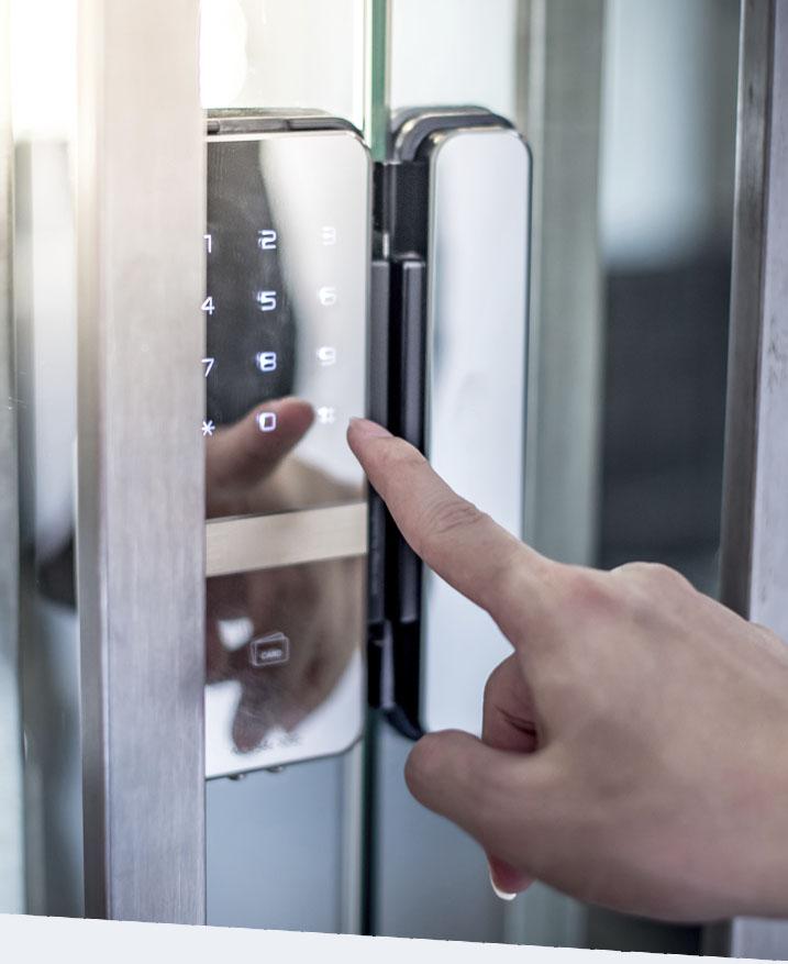A&B Security - Safer Keyless Entry Locks